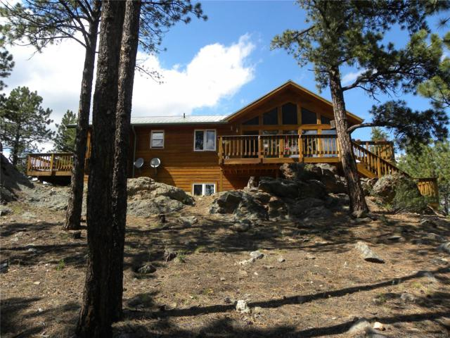 482 Overlook Drive, Bailey, CO 80421 (#7786874) :: Bring Home Denver