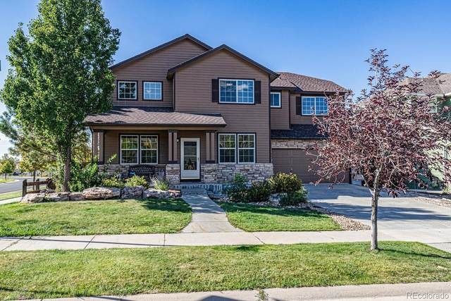12100 S Grass River Trail, Parker, CO 80134 (#7787054) :: The DeGrood Team