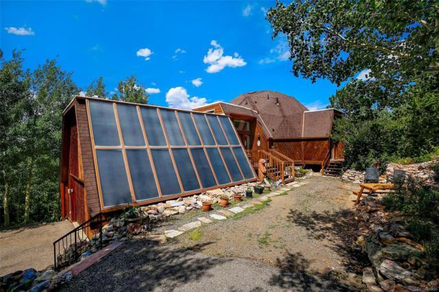 11556 Coal Creek Heights Drive, Golden, CO 80403 (#7787528) :: The Peak Properties Group