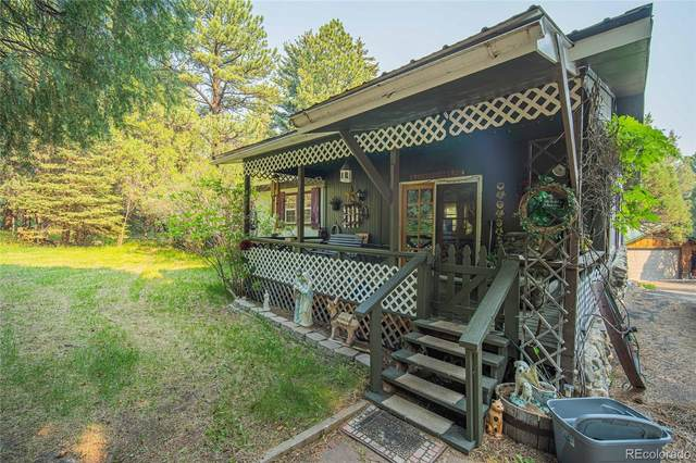 787 County Road 46, Howard, CO 81233 (MLS #7787872) :: 8z Real Estate