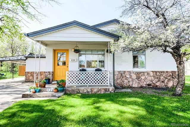 6240 W 47th Avenue, Wheat Ridge, CO 80033 (#7788145) :: My Home Team