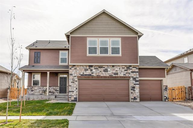 6031 Point Rider Circle, Castle Rock, CO 80104 (#7788183) :: The Griffith Home Team