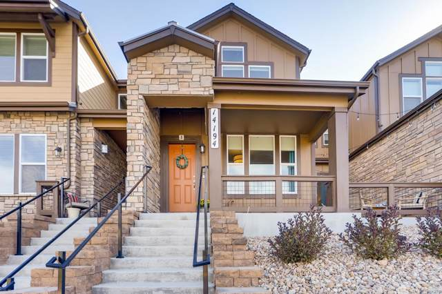 14194 W 88th Drive B, Arvada, CO 80005 (#7788324) :: The Margolis Team