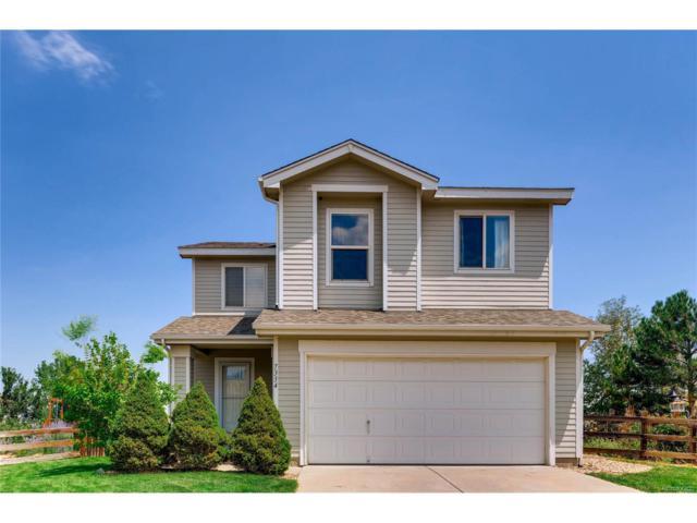 7334 Marmot Ridge Place, Littleton, CO 80125 (MLS #7788450) :: 8z Real Estate