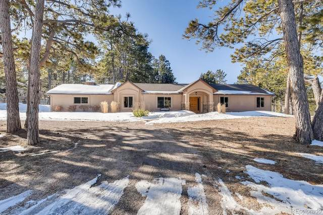 1205 Deer Creek Road, Monument, CO 80132 (MLS #7788901) :: 8z Real Estate