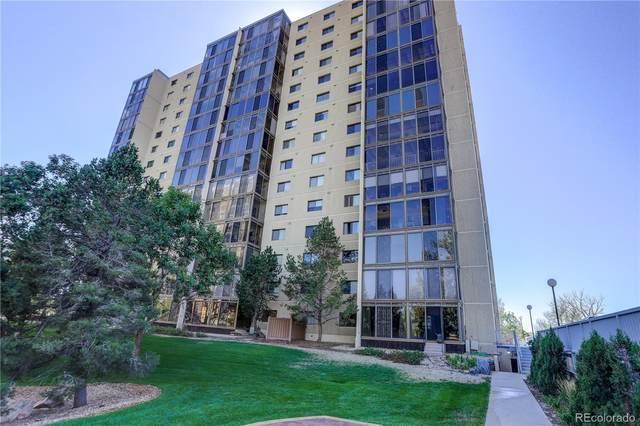 7865 E Mississippi Avenue #708, Denver, CO 80247 (#7789058) :: Compass Colorado Realty