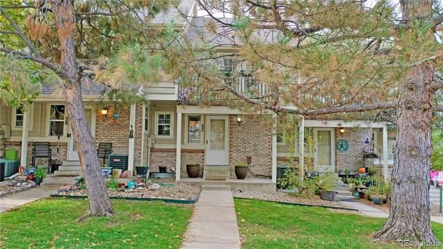 1470 S Quebec Way #27, Denver, CO 80231 (#7789460) :: Peak Properties Group
