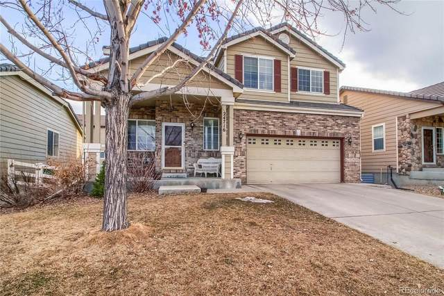 24716 E Louisiana Circle, Aurora, CO 80018 (#7789707) :: The Peak Properties Group