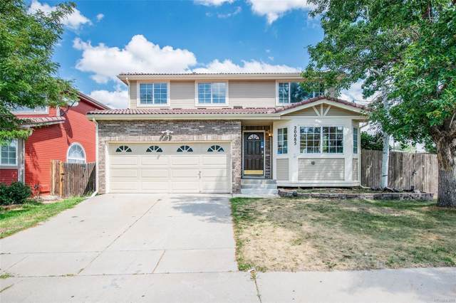 20085 Mitchell Circle, Denver, CO 80249 (#7789804) :: The Heyl Group at Keller Williams