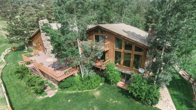 2553 Hollywell Lane, Evergreen, CO 80439 (#7789981) :: Bring Home Denver