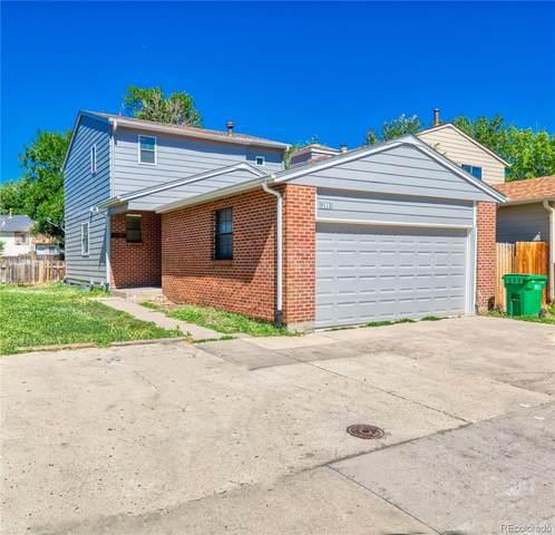 9113 Meade Street, Westminster, CO 80031 (MLS #7790334) :: 8z Real Estate