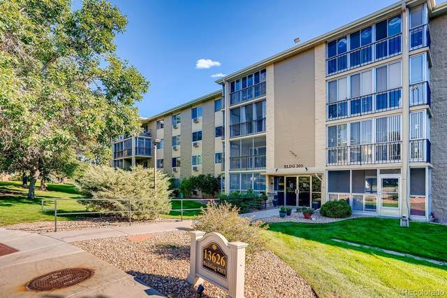 13626 E Bates Avenue #307, Aurora, CO 80014 (#7790396) :: The DeGrood Team