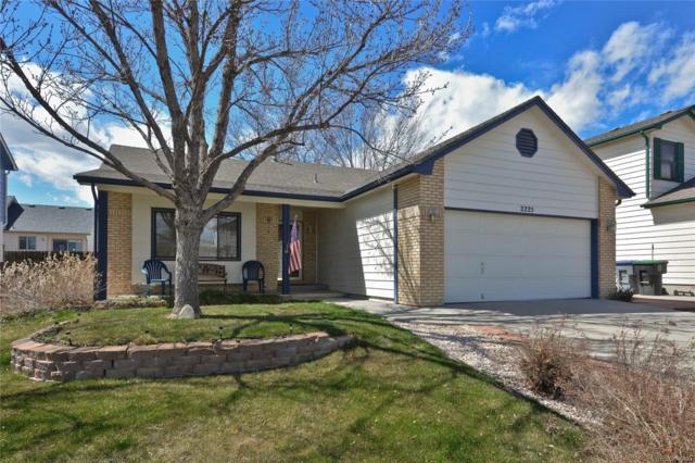 2225 Kay Street, Longmont, CO 80501 (#7790539) :: The Peak Properties Group