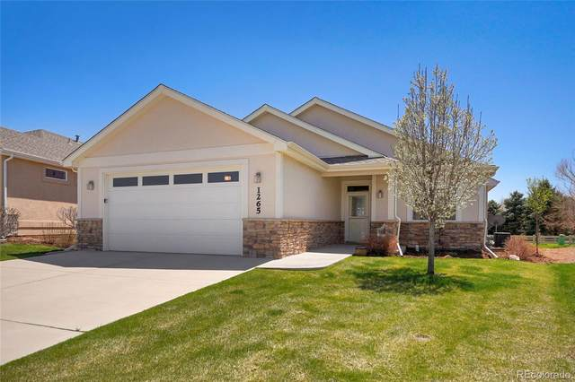 1265 Swainson Road, Eaton, CO 80615 (#7791685) :: The Harling Team @ HomeSmart