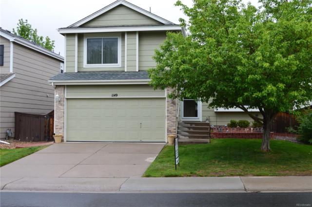 1149 Timbervale Trail, Highlands Ranch, CO 80129 (#7792458) :: Colorado Team Real Estate