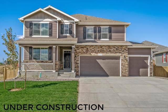 6819 Gateway Crossing Street, Wellington, CO 80549 (#7792908) :: The Colorado Foothills Team | Berkshire Hathaway Elevated Living Real Estate