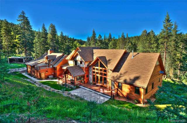 27356 Kennedy Gulch Road, Conifer, CO 80433 (#7792932) :: HomeSmart