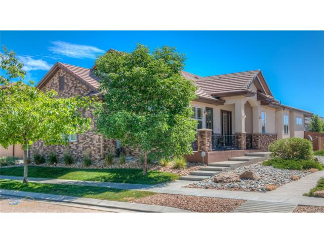 11422 Chambers Drive, Commerce City, CO 80022 (#7793357) :: The Peak Properties Group