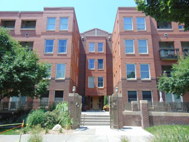 1631 N Emerson Street #113, Denver, CO 80218 (#7793715) :: My Home Team