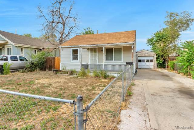 1435 W Nevada Place, Denver, CO 80223 (#7793743) :: Mile High Luxury Real Estate