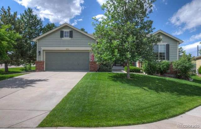 1106 Snow Lily Lane, Castle Pines, CO 80108 (#7793779) :: The Griffith Home Team