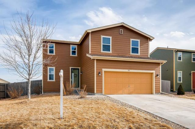 911 Stagecoach Avenue, Lochbuie, CO 80603 (#7794030) :: The Heyl Group at Keller Williams