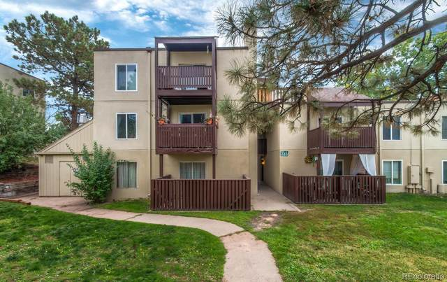 9700 E Iliff Avenue F64, Denver, CO 80231 (#7794241) :: The Healey Group