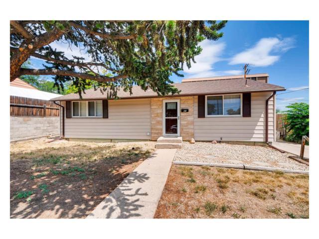 41 Bowie Court, Denver, CO 80221 (MLS #7794260) :: 8z Real Estate