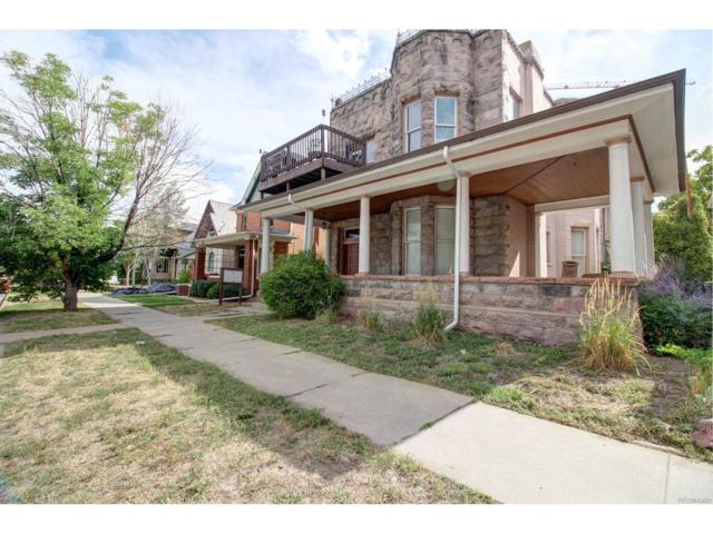 54 S Emerson Street #4, Denver, CO 80209 (MLS #7794386) :: 8z Real Estate