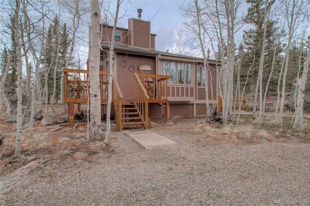 9 Concord Drive, Jefferson, CO 80456 (#7794514) :: The Colorado Foothills Team | Berkshire Hathaway Elevated Living Real Estate