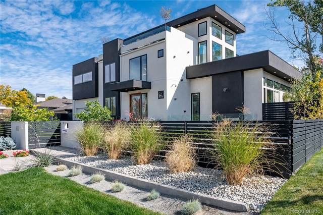 140 S Glencoe Street, Denver, CO 80246 (#7794538) :: Chateaux Realty Group