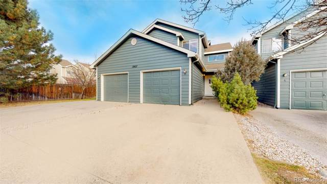 1067 Tierra Lane B6, Fort Collins, CO 80521 (#7794611) :: The Harling Team @ Homesmart Realty Group