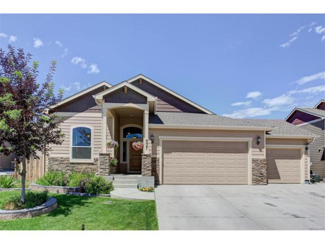 9047 Harlequin Circle, Frederick, CO 80504 (MLS #7794768) :: 8z Real Estate