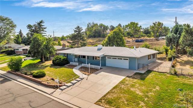 10250 W 33rd Avenue, Wheat Ridge, CO 80033 (#7794771) :: Bring Home Denver with Keller Williams Downtown Realty LLC