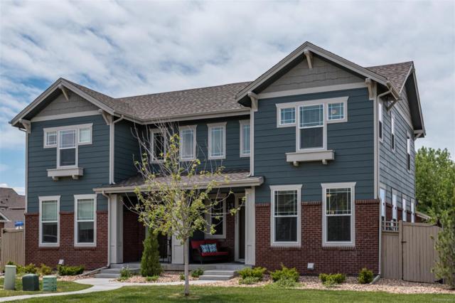 14623 E Crestridge Drive, Centennial, CO 80015 (MLS #7794774) :: 8z Real Estate