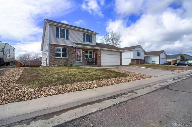 11359 Donley Drive, Parker, CO 80138 (#7795003) :: My Home Team