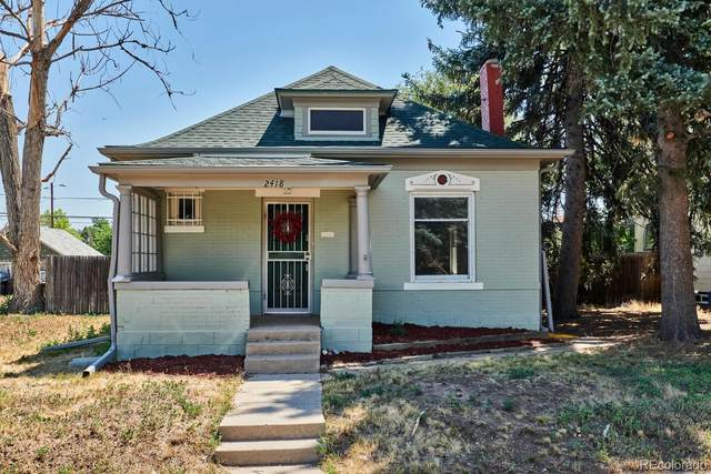 2418 S Acoma Street, Denver, CO 80223 (#7795144) :: Colorado Home Finder Realty