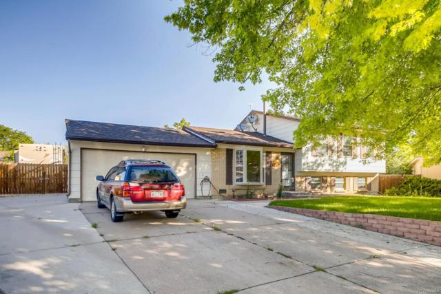 16135 E Baker Place, Aurora, CO 80013 (#7795378) :: James Crocker Team