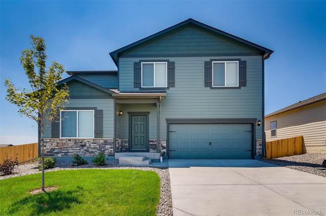 1085 Long Meadows Street, Severance, CO 80550 (#7795960) :: The DeGrood Team