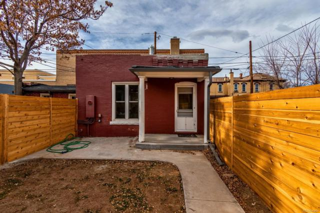 3541 N Humboldt Street, Denver, CO 80205 (#7796001) :: The Gilbert Group