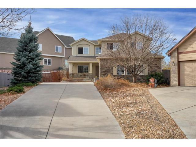 14658 E Grand Avenue, Aurora, CO 80015 (#7796087) :: The Peak Properties Group