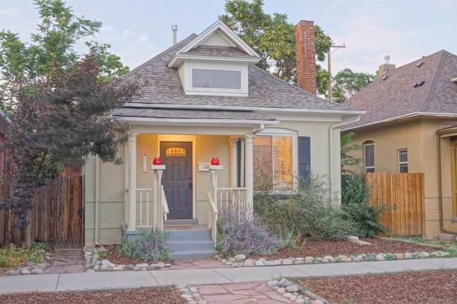 1717 E 36th Avenue, Denver, CO 80205 (#7796809) :: The Griffith Home Team