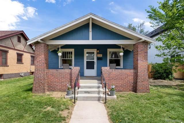 3140 S Bannock Street, Englewood, CO 80110 (#7796984) :: Colorado Home Finder Realty