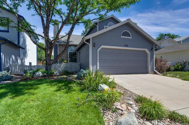 569 Longfellow Lane, Highlands Ranch, CO 80126 (MLS #7797499) :: 8z Real Estate