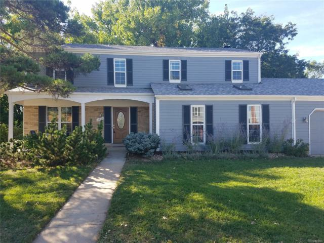 4351 S Tabor Court, Morrison, CO 80465 (#7797544) :: Wisdom Real Estate