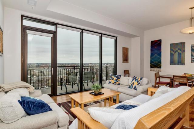 1650 Fillmore Street #1805, Denver, CO 80206 (MLS #7797555) :: 8z Real Estate