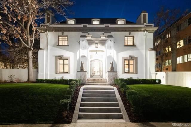727 Washington Street, Denver, CO 80203 (#7797843) :: Berkshire Hathaway HomeServices Innovative Real Estate