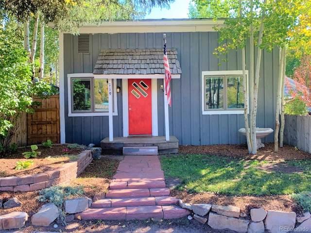 119 Nancy Crawford Boulevard, Oak Creek, CO 80467 (#7797983) :: Signature Realty, Inc.