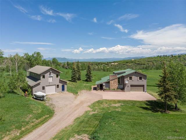 22060 Whitewood Drive W, Steamboat Springs, CO 80487 (#7798005) :: The Harling Team @ HomeSmart
