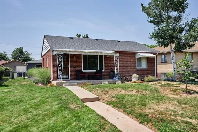 3283 Ivanhoe Street, Denver, CO 80207 (#7798229) :: The Margolis Team